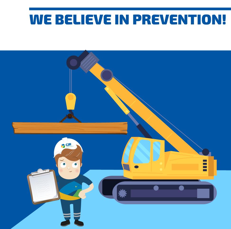We believe in prevention! 0