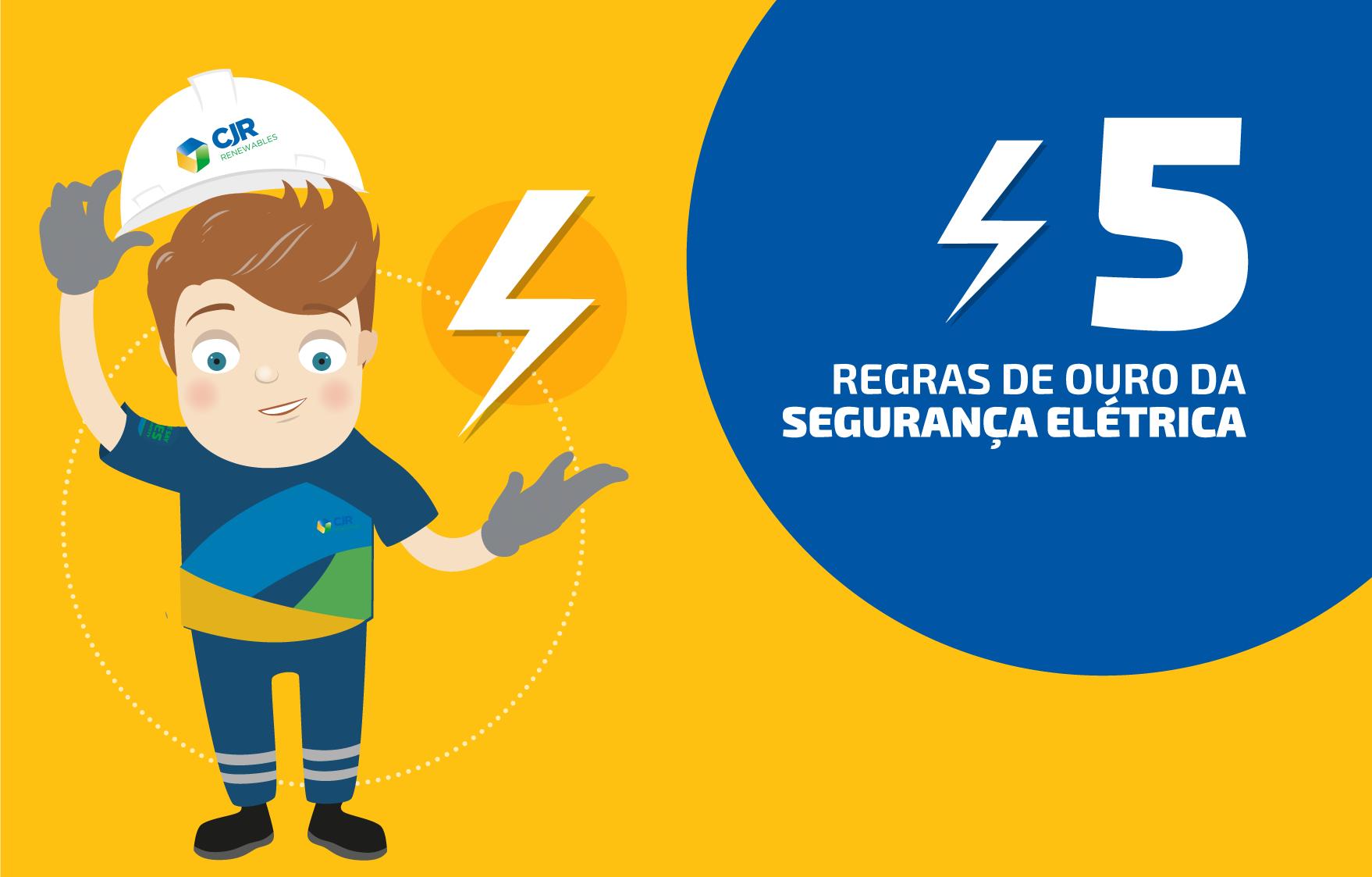 5 Regras de Ouro da Segurança Elétrica 2