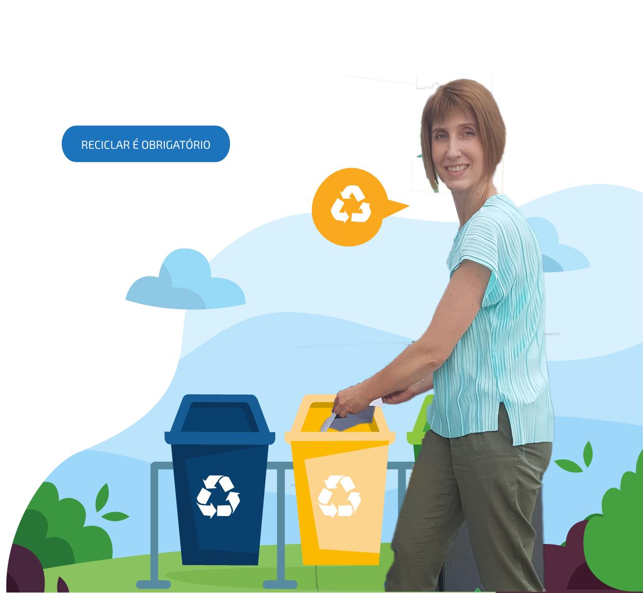 Reciclar é um DEVER! 2