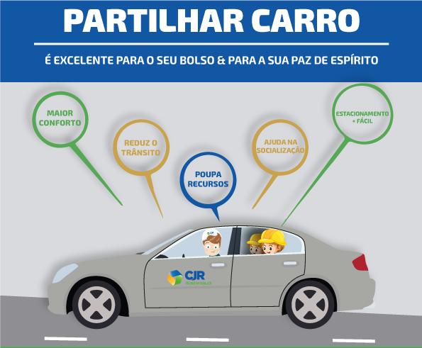 Partilhar carro é uma opção! 2