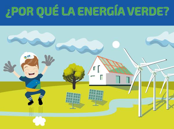 ¿Por qué la Energía Verde? 1