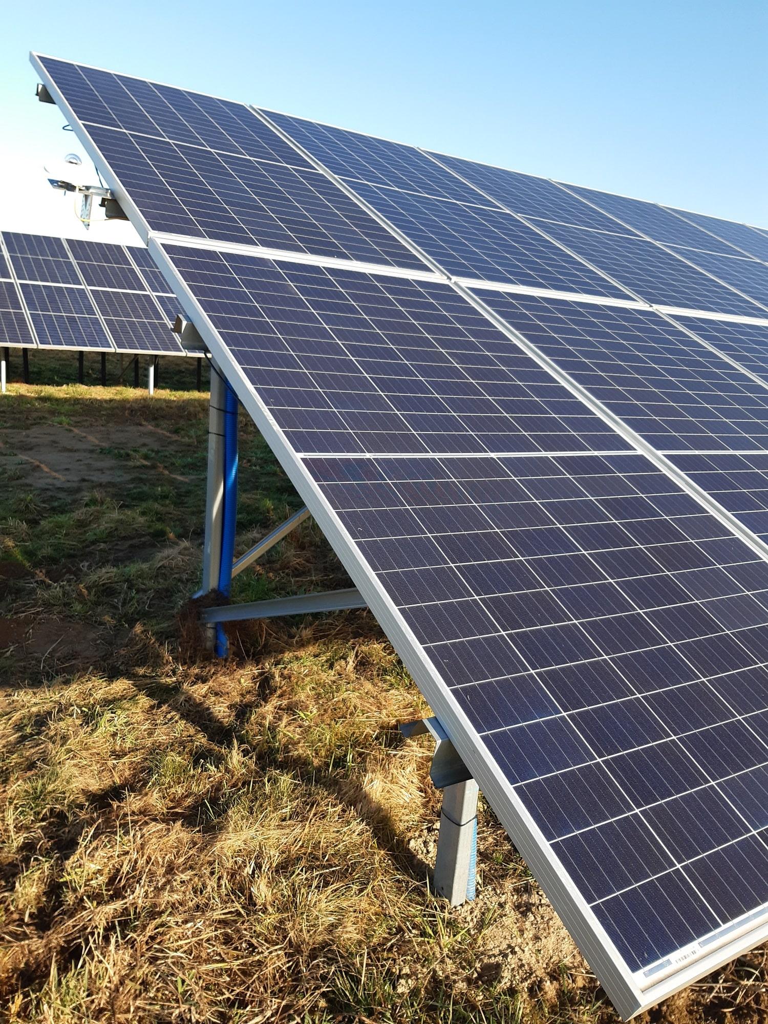 Dachnów Solar PV Plant 3
