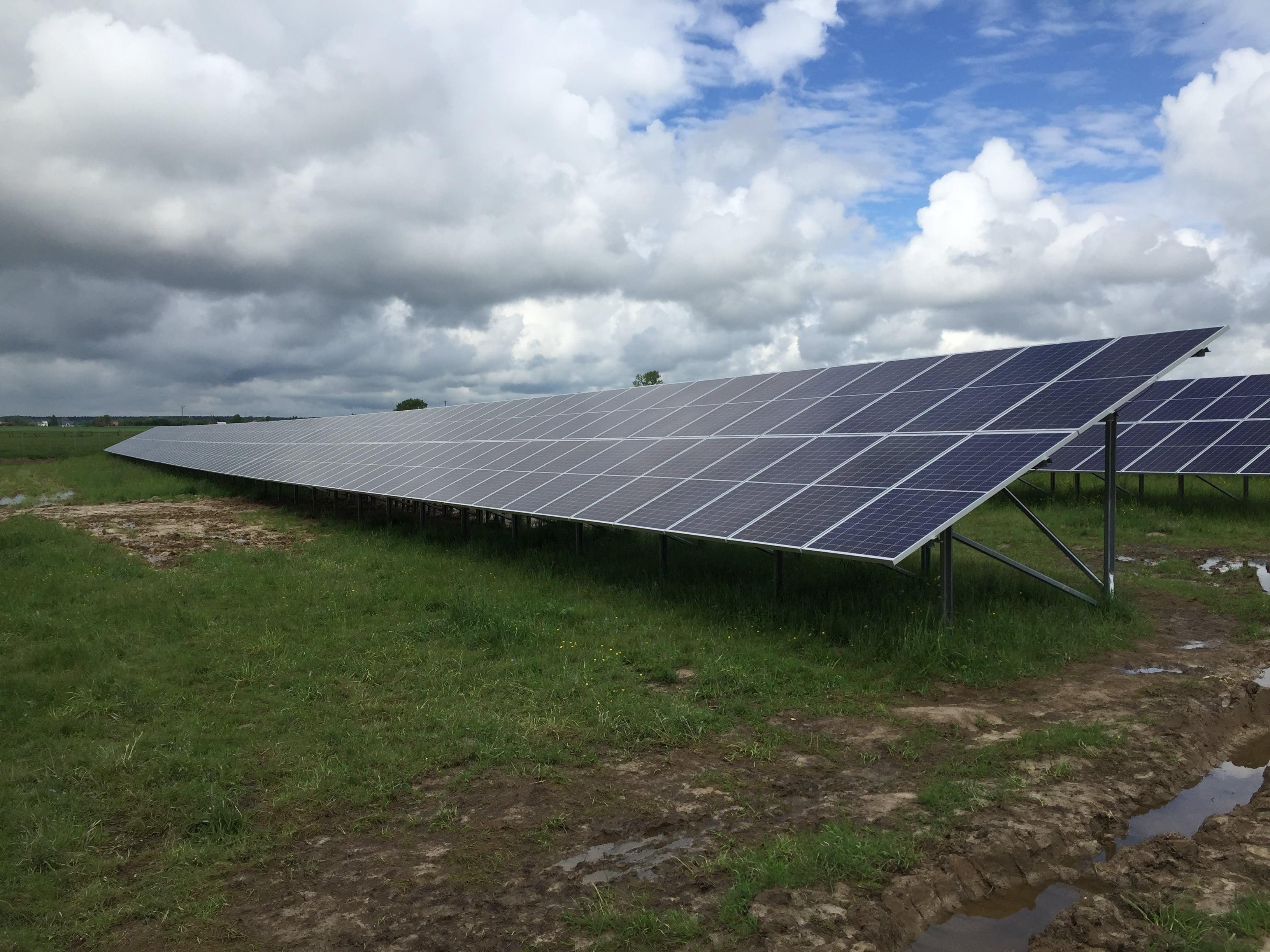 Dachnów Solar PV Plant 4