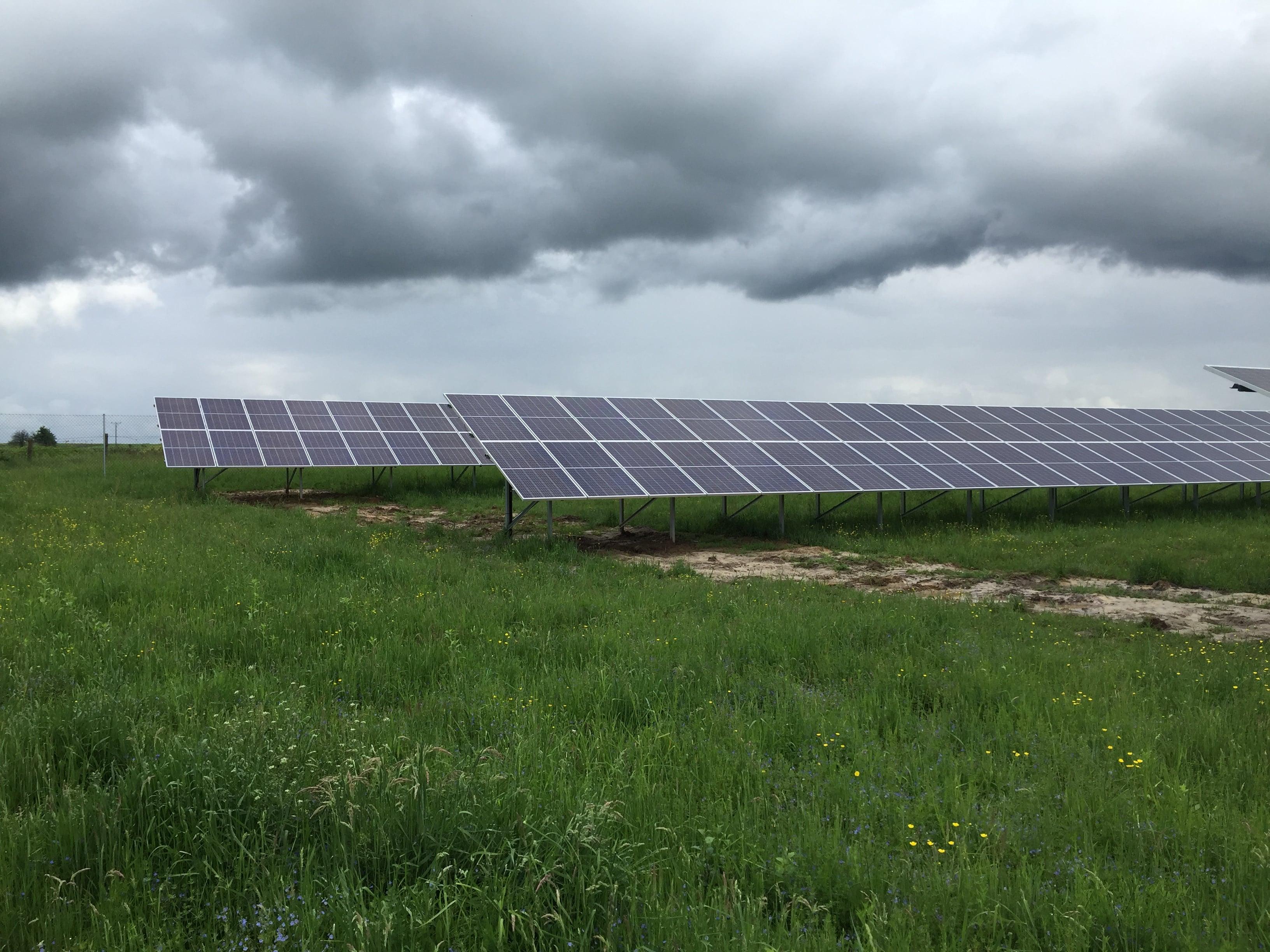 Dachnów Solar PV Plant 5