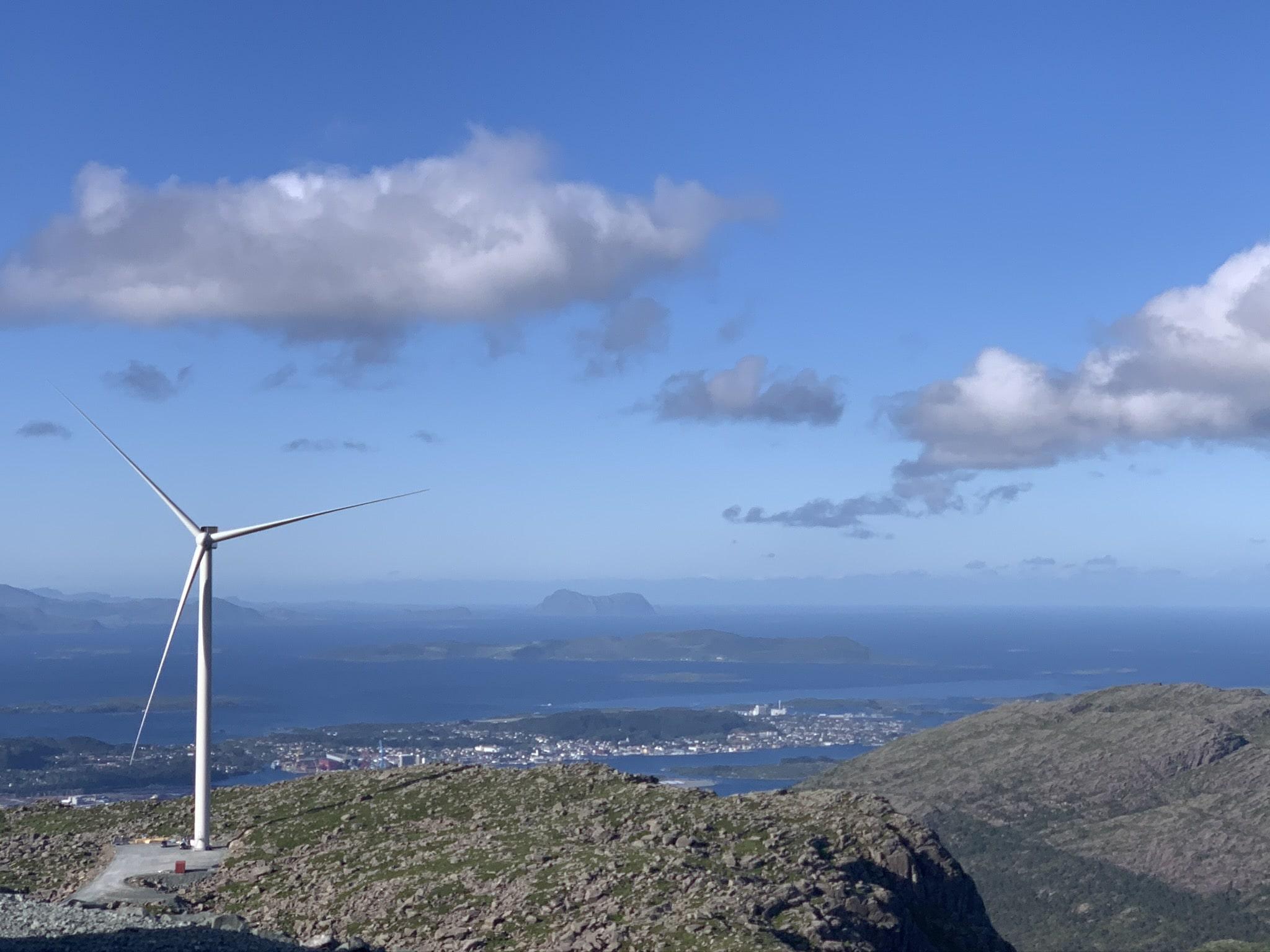 Guleslettene Wind Farm 5