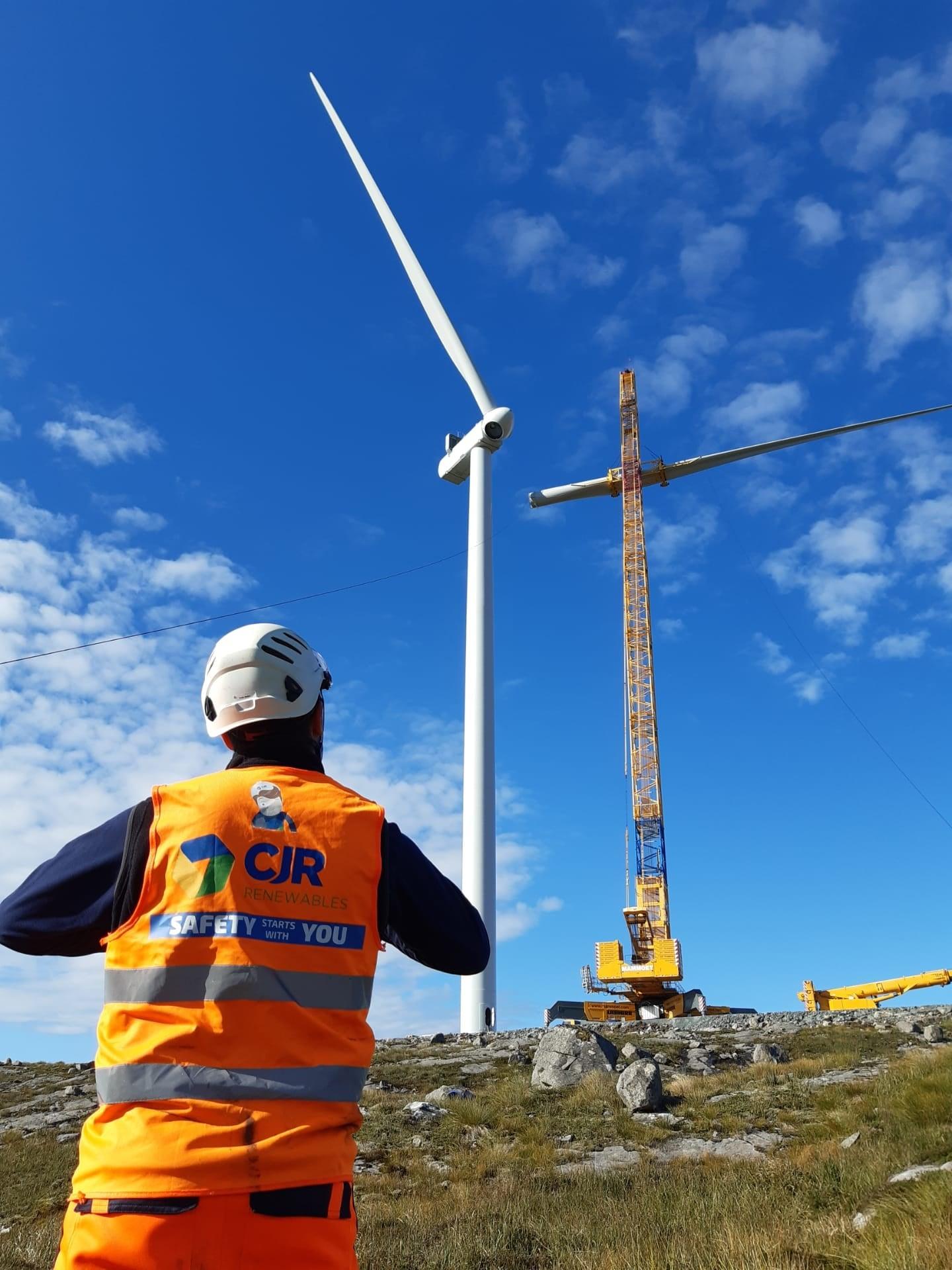 Guleslettene Wind Farm 6