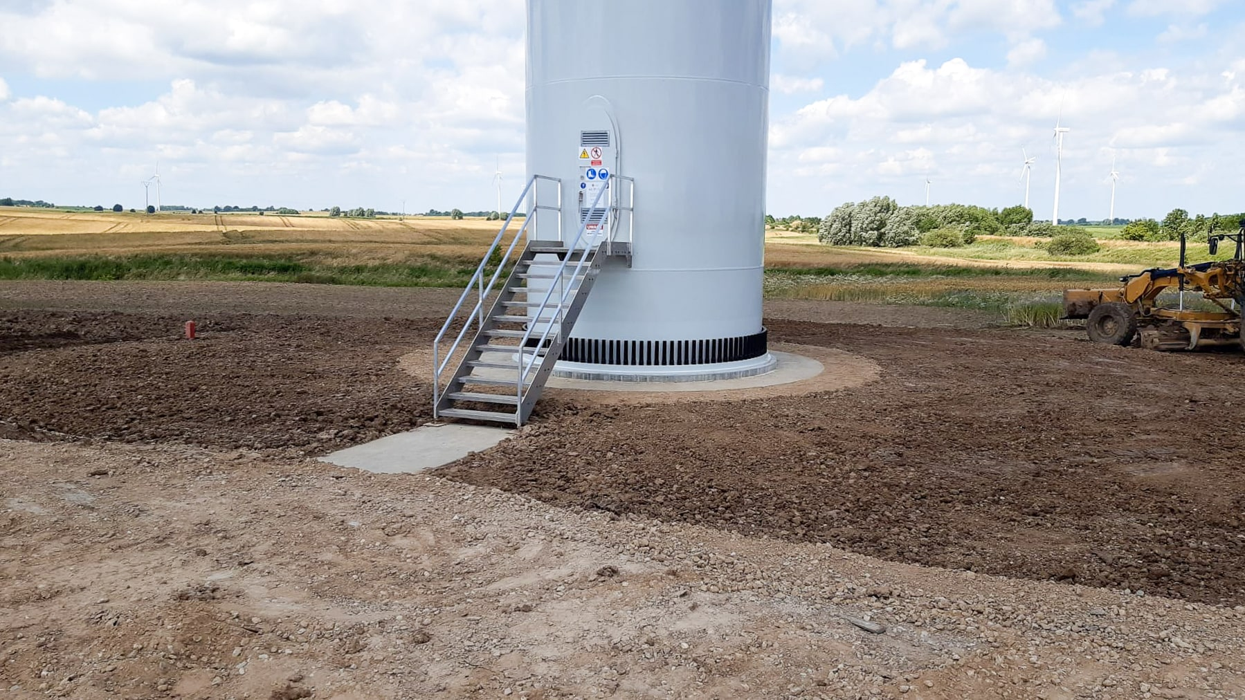 Korsze Wind Farm 5