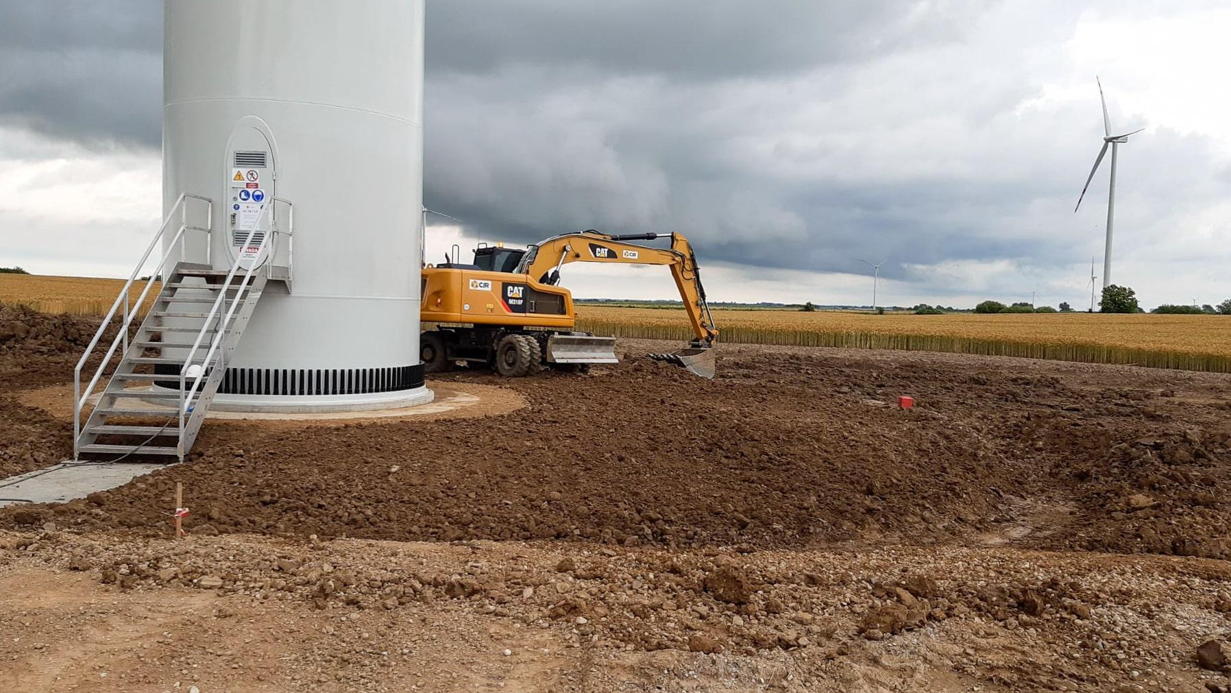 Korsze Wind Farm 7