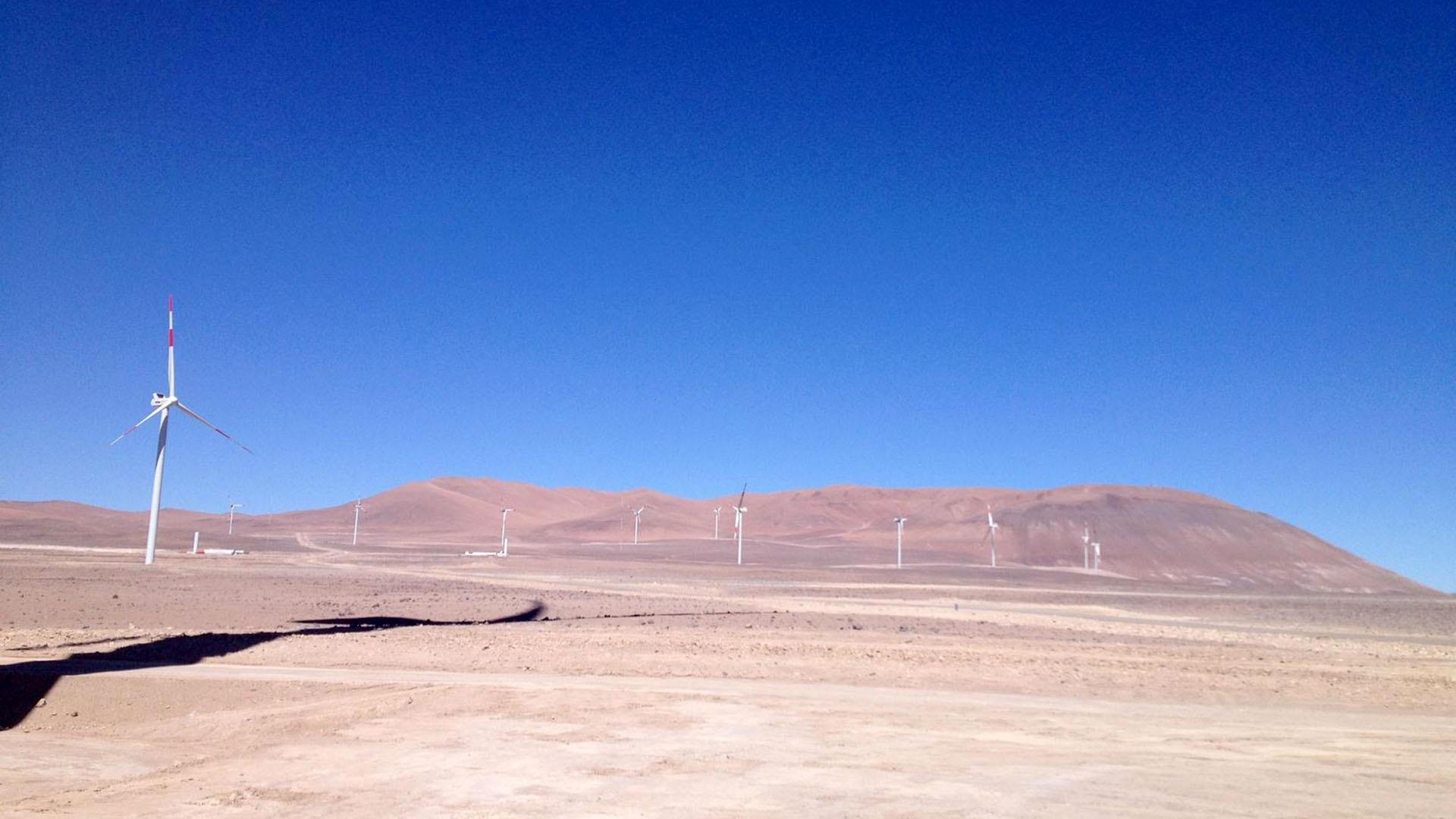 Parque Eólico de Taltal 1