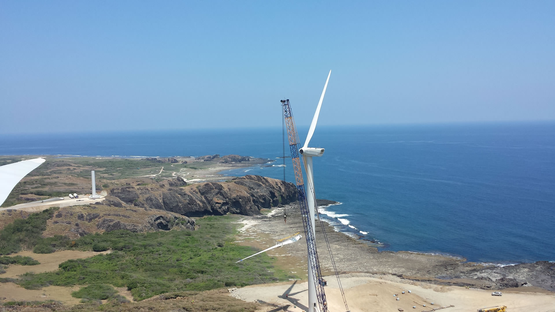 Burgos I and II Wind Farm 0