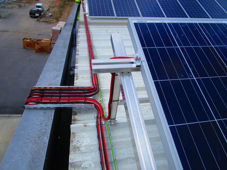 Planta Solar de Autoconsumo Kyaia 0