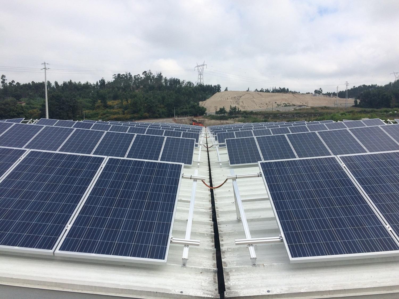 Kyaia Self-consumption PV Plant