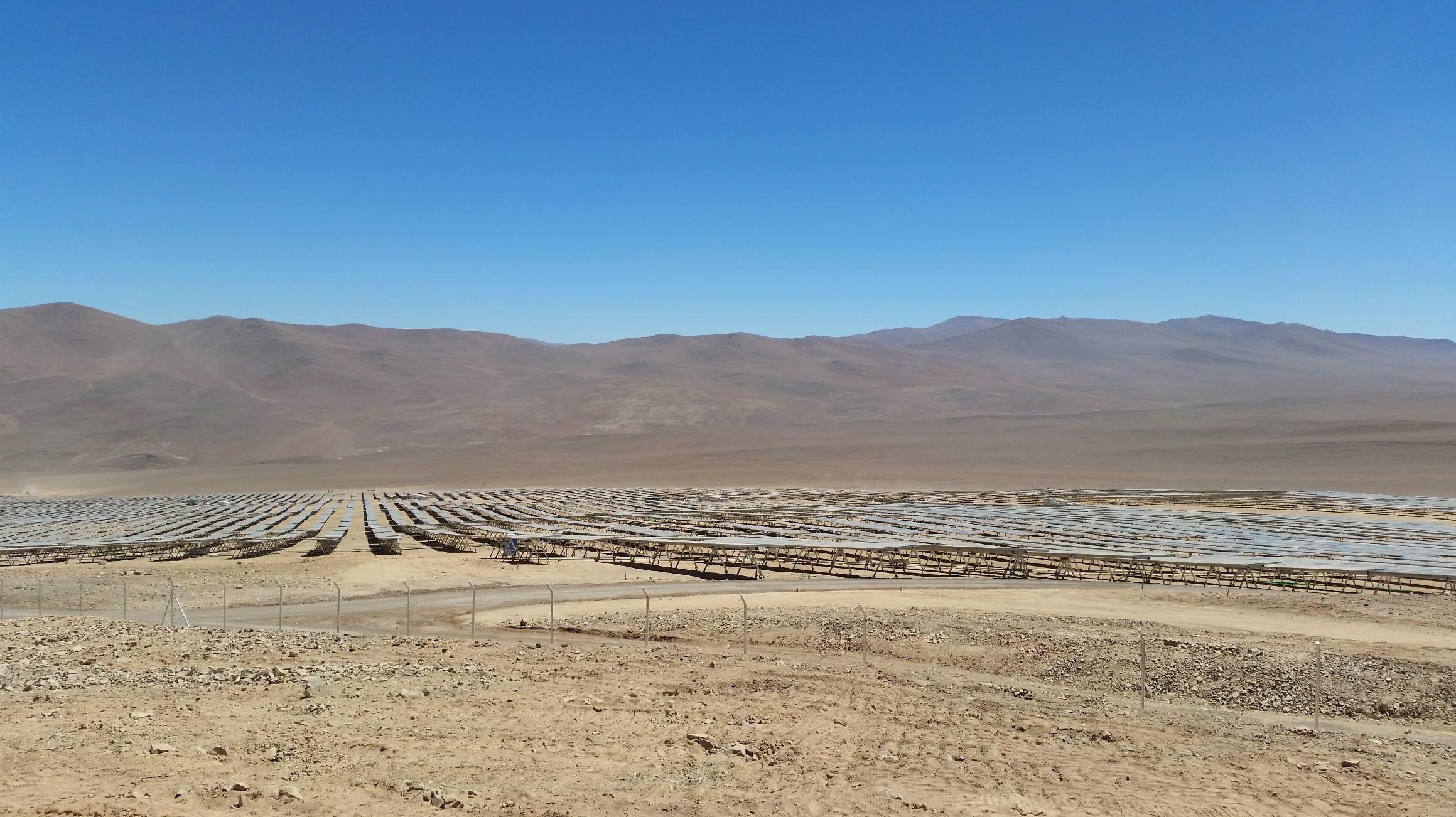 Lalackama Solar PV Plant