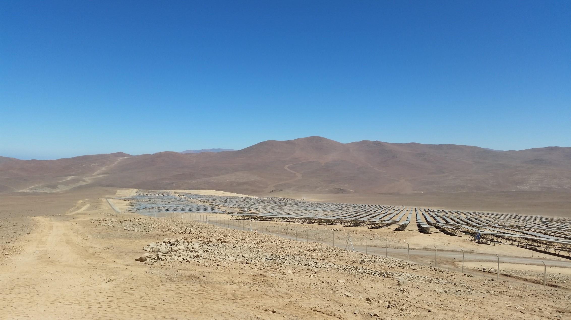 Parque Solar de Lalackama 1