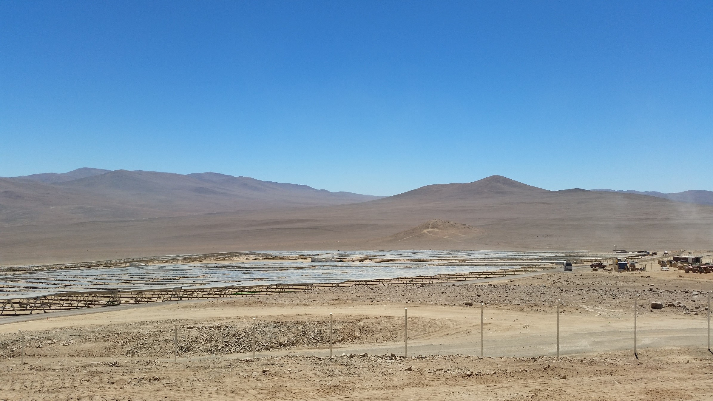 Parque Solar de Lalackama 2