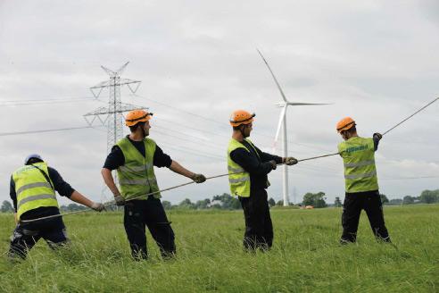 Nortof Wind Farm 1