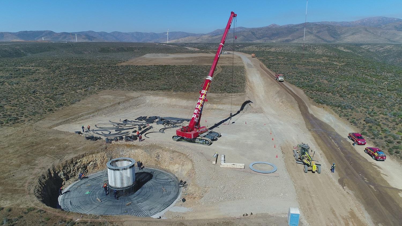 Punta Sierra Wind Farm 2