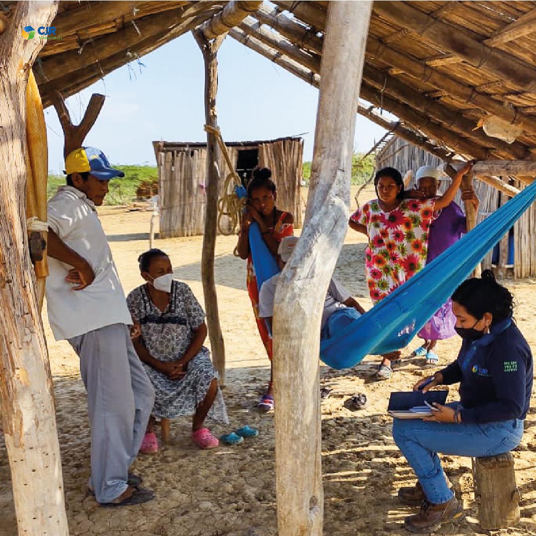 CJR Renewables is working with 45 Wayruu communities! 0