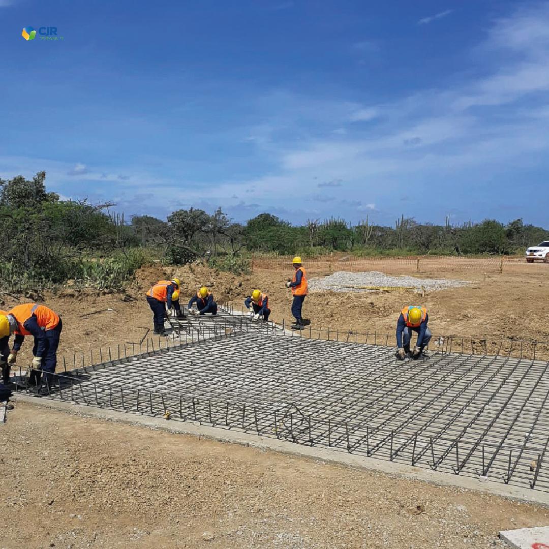 CJR Renewables is working with 45 Wayruu communities! 3
