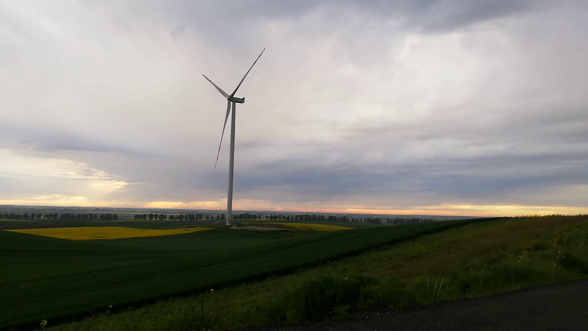 First MW produced in Pomerania Wind Farm 0