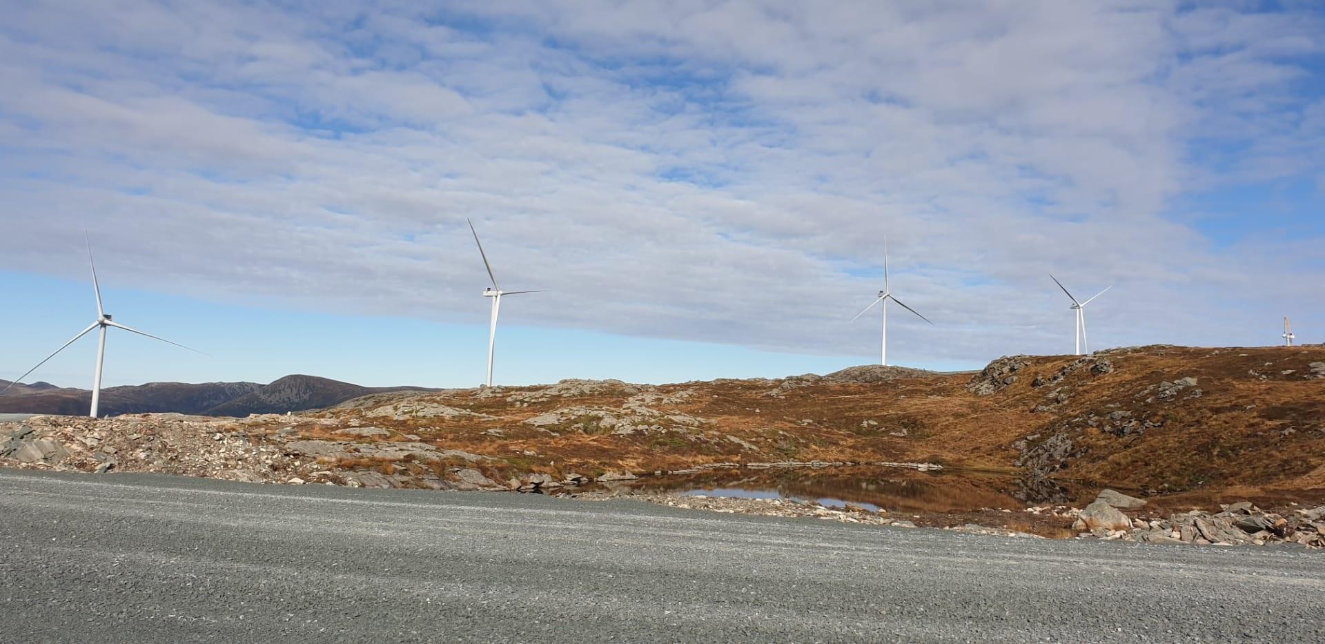 Hennoy Wind Farm 2