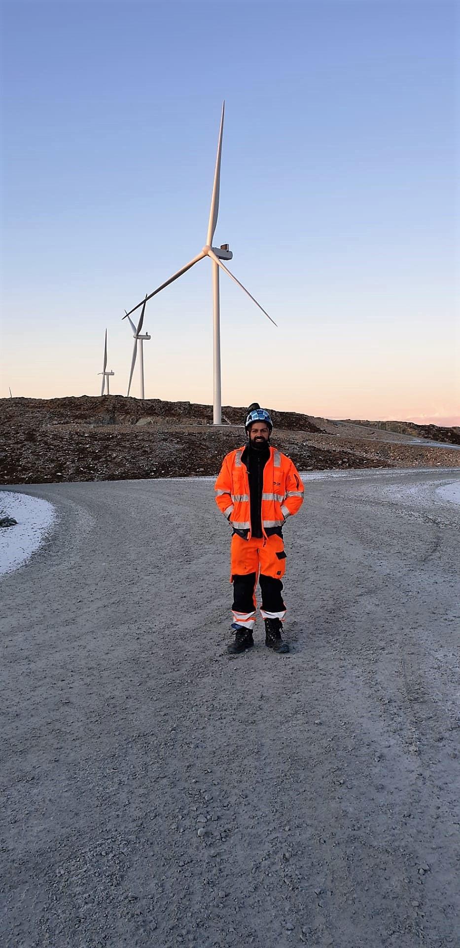 Hennoy Wind Farm 3