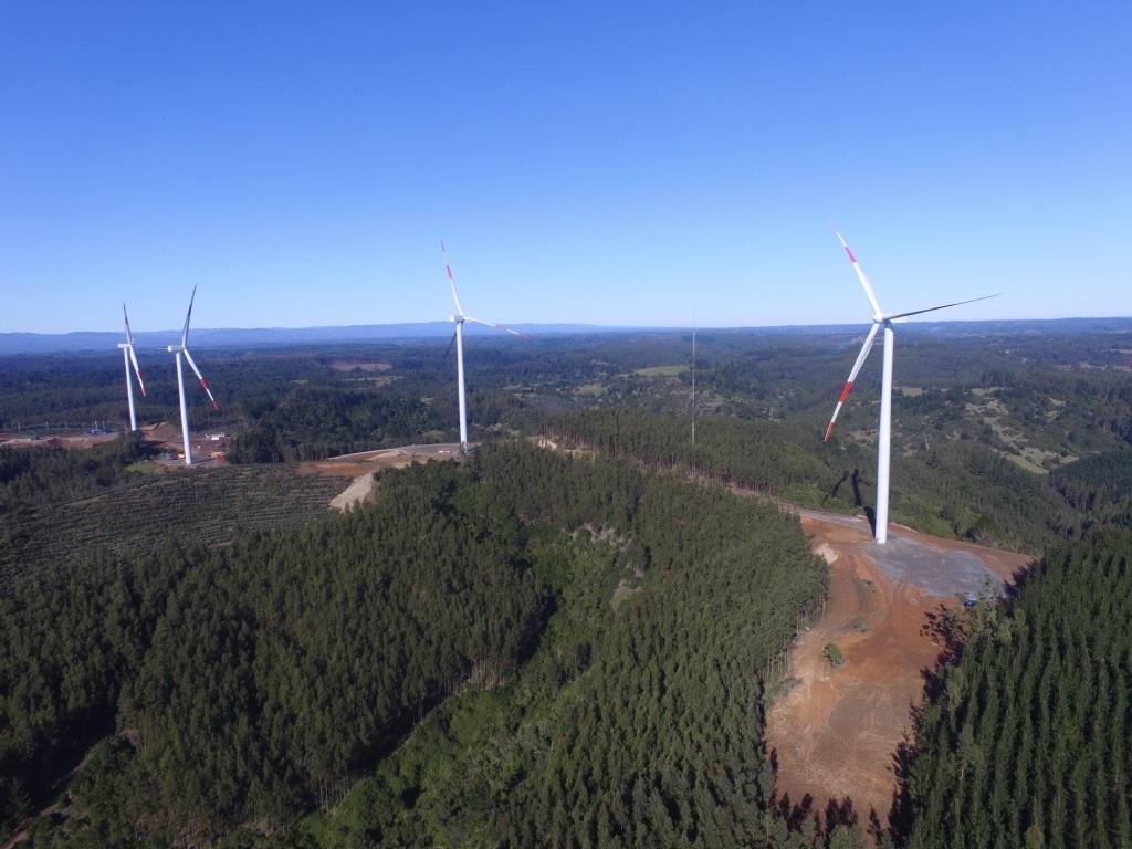 Parque Eólico de Las Peñas 2