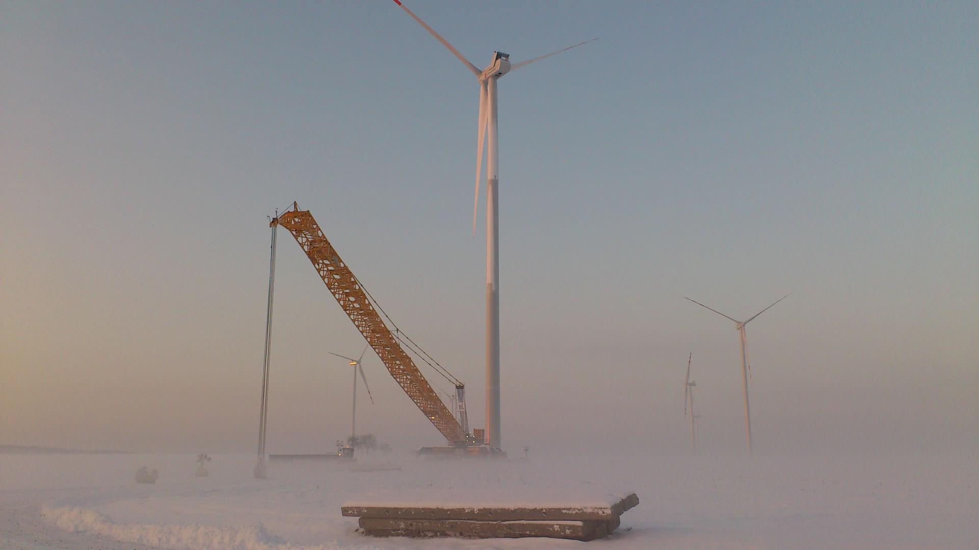 Jedrzychowice Wind Farm 0