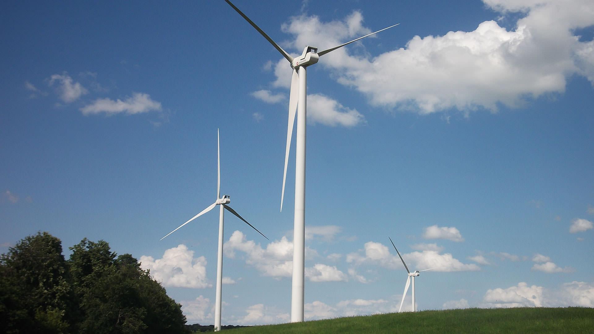 Albesti Wind Farm 1