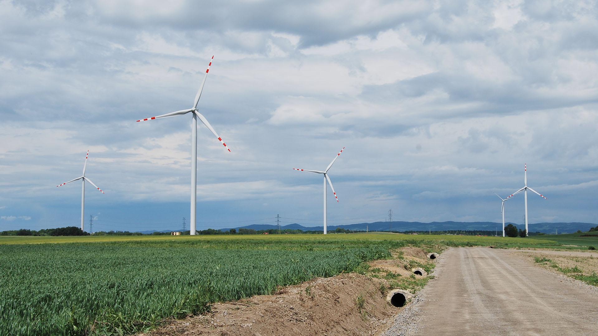 Rymanów Wind Farm 1