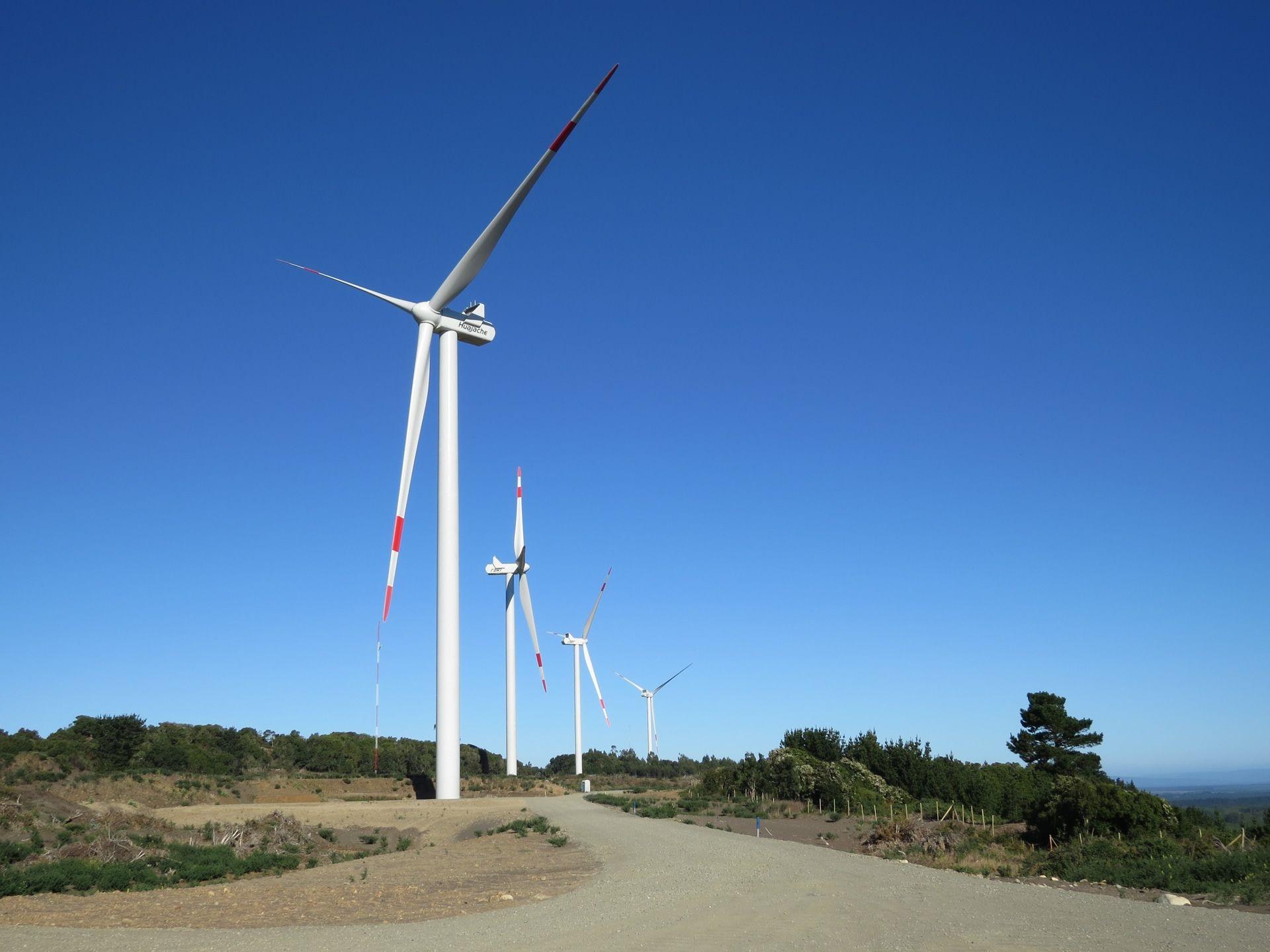 Parque Eólico de Raki 1