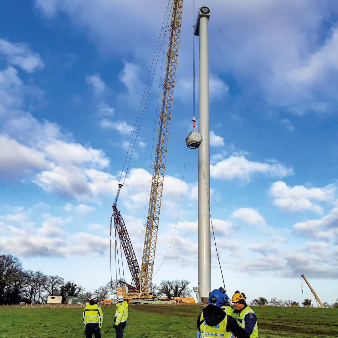 CJR Renewables awarded another project (43