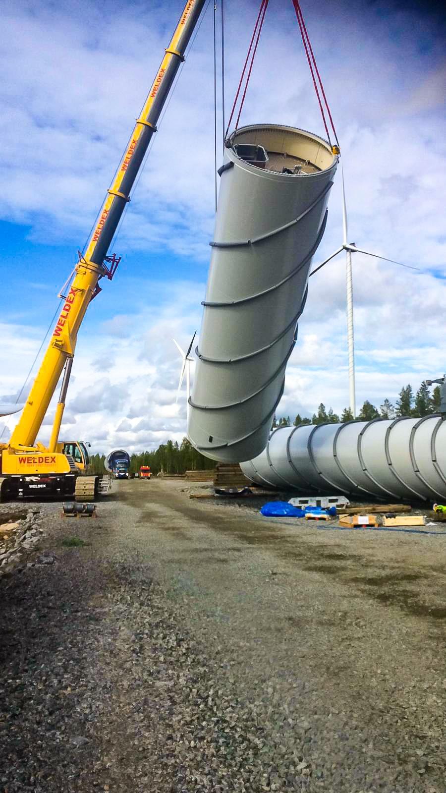 Viinamäki Wind Farm 2