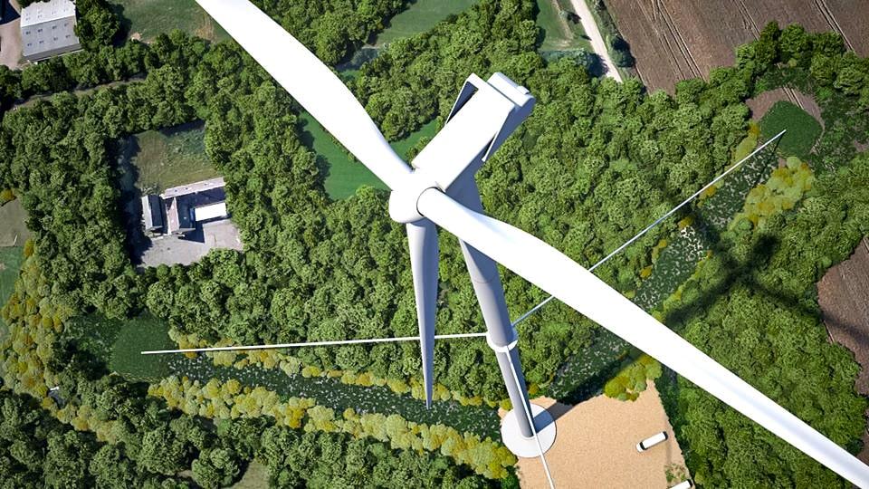 Viinamäki Wind Farm 4