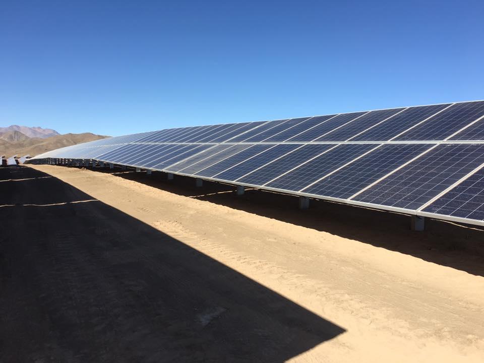 Parque Solar de Los Loros 3
