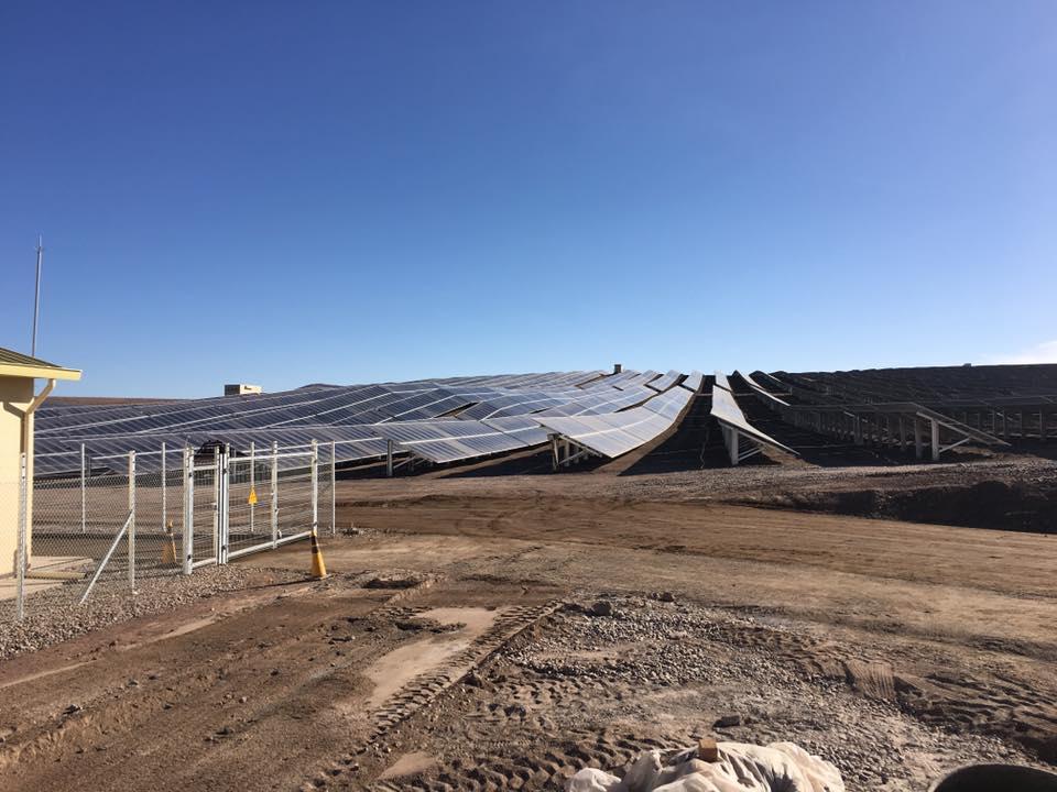 Parque Solar de Los Loros 6