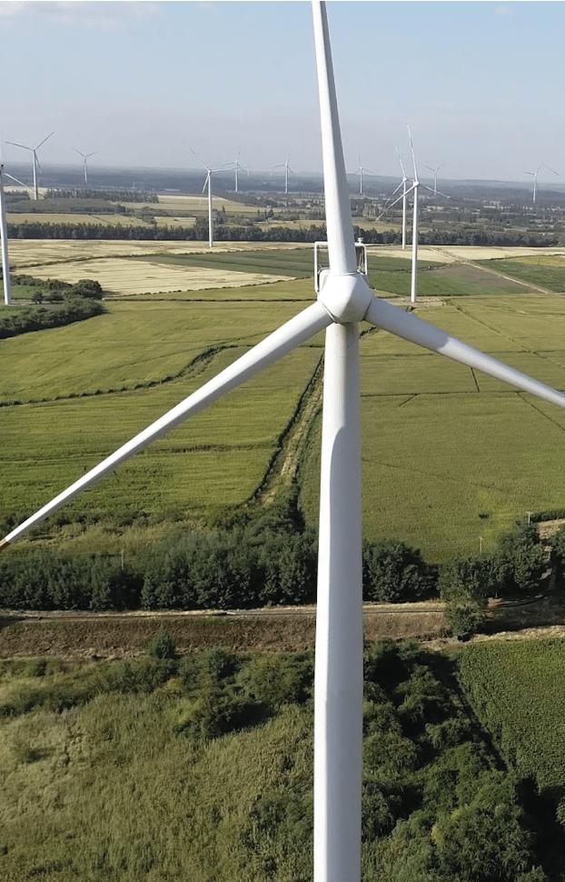 Wind Farms Construction (EPC / BoP)