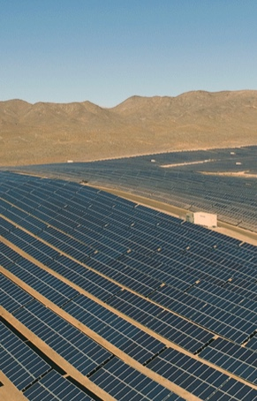 Solar PV Plants Construction (EPC / BoS)