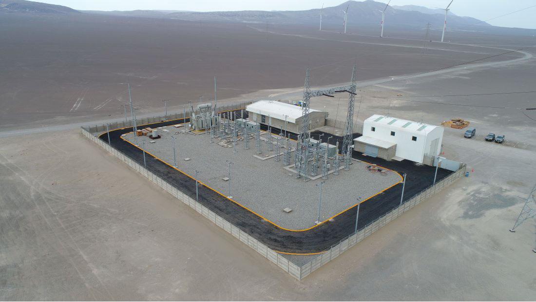 Wayra Wind Farm