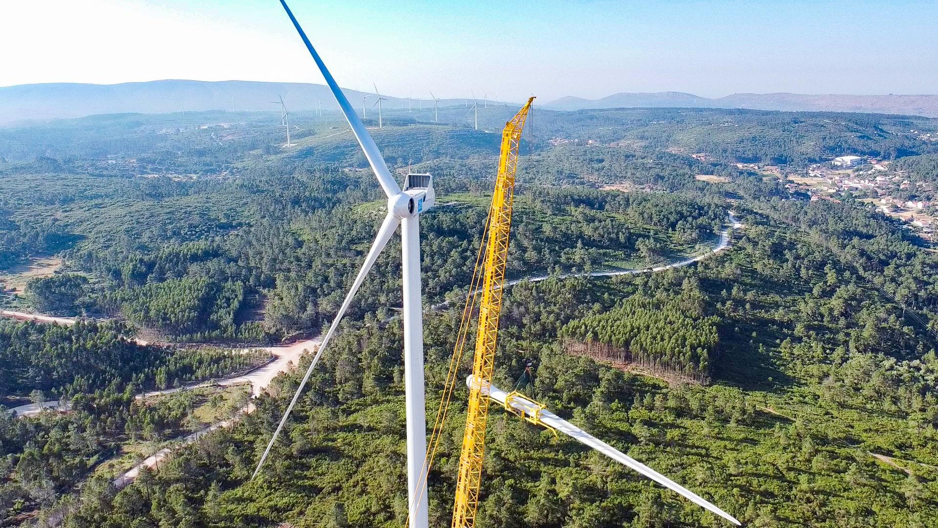 Marvila Wind Farm