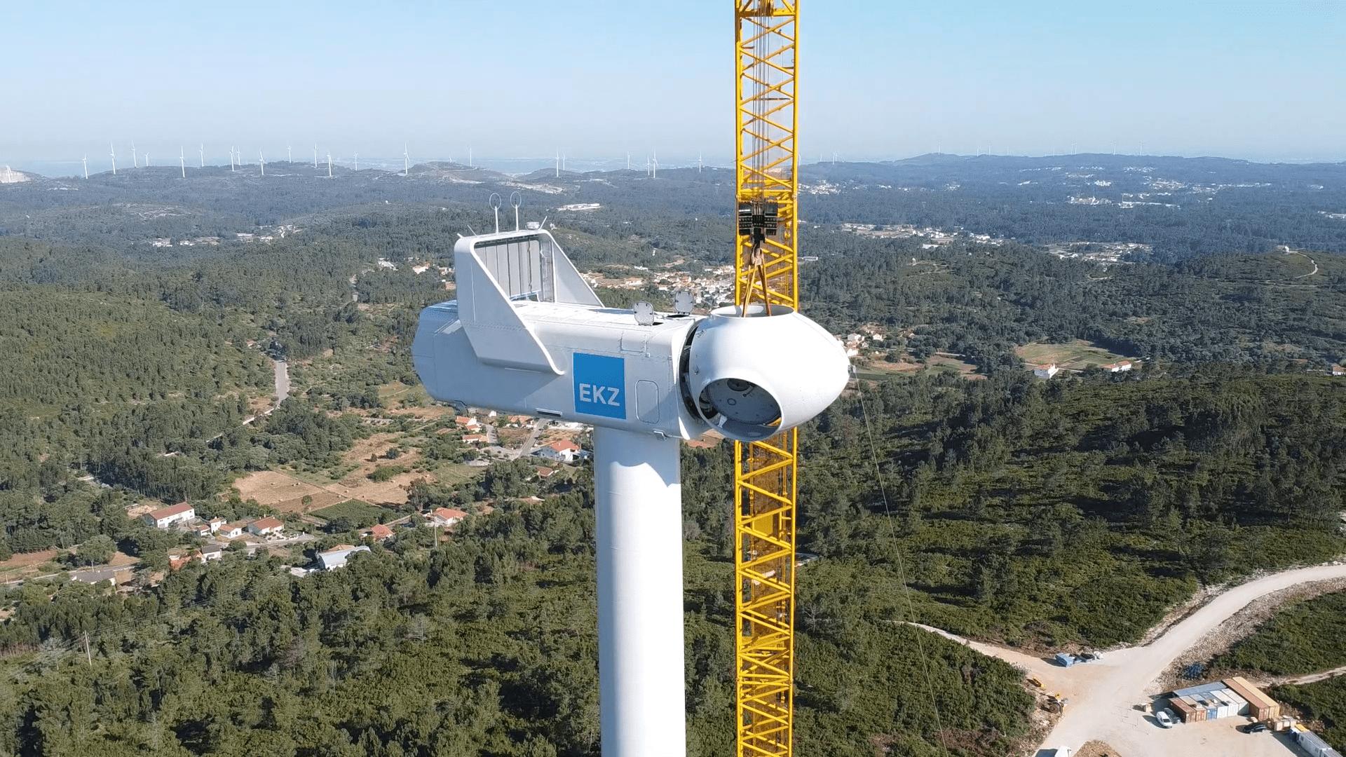 Marvila Wind Farm 7
