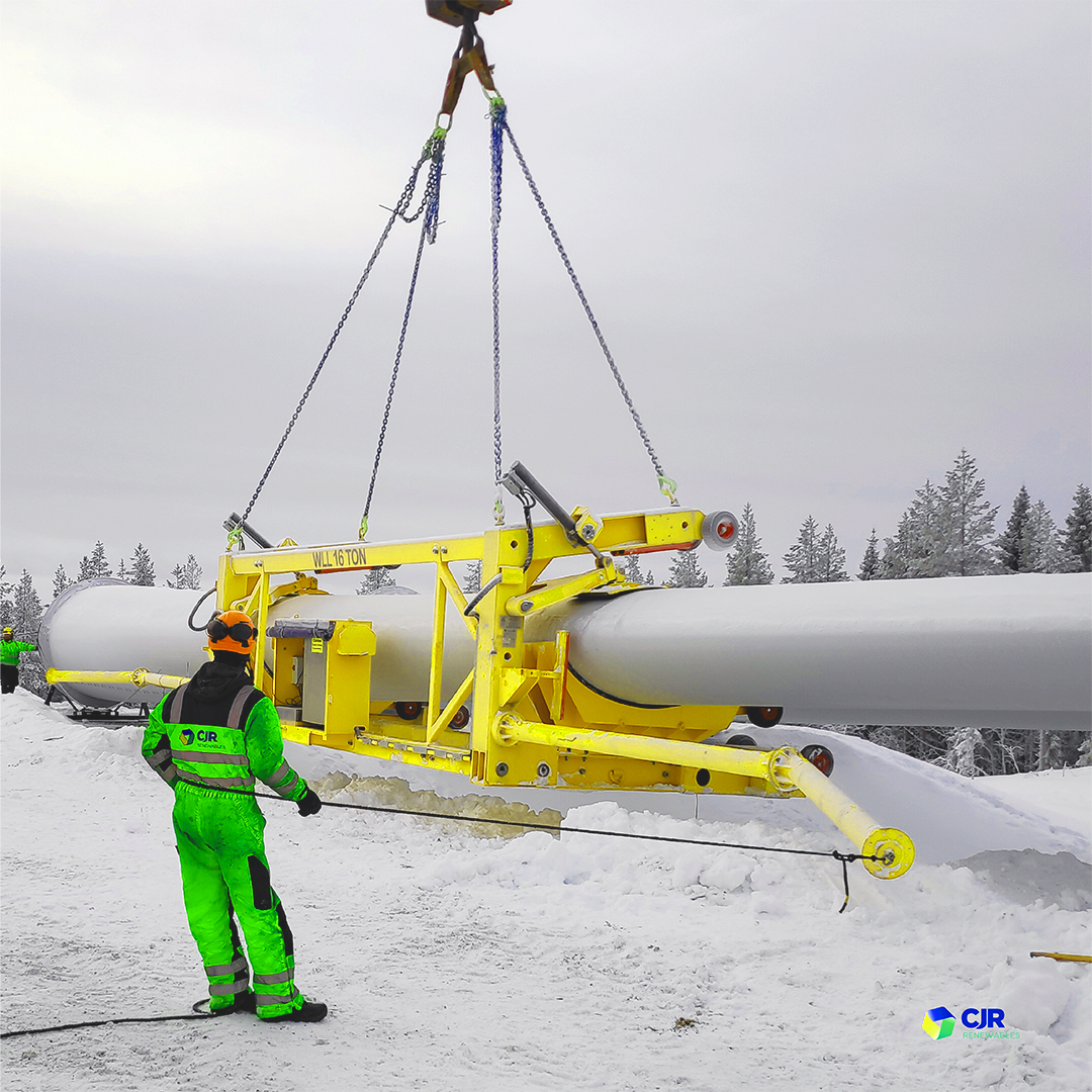 CJR Renewables to install 88 MW of wind turbines in Sweden 0