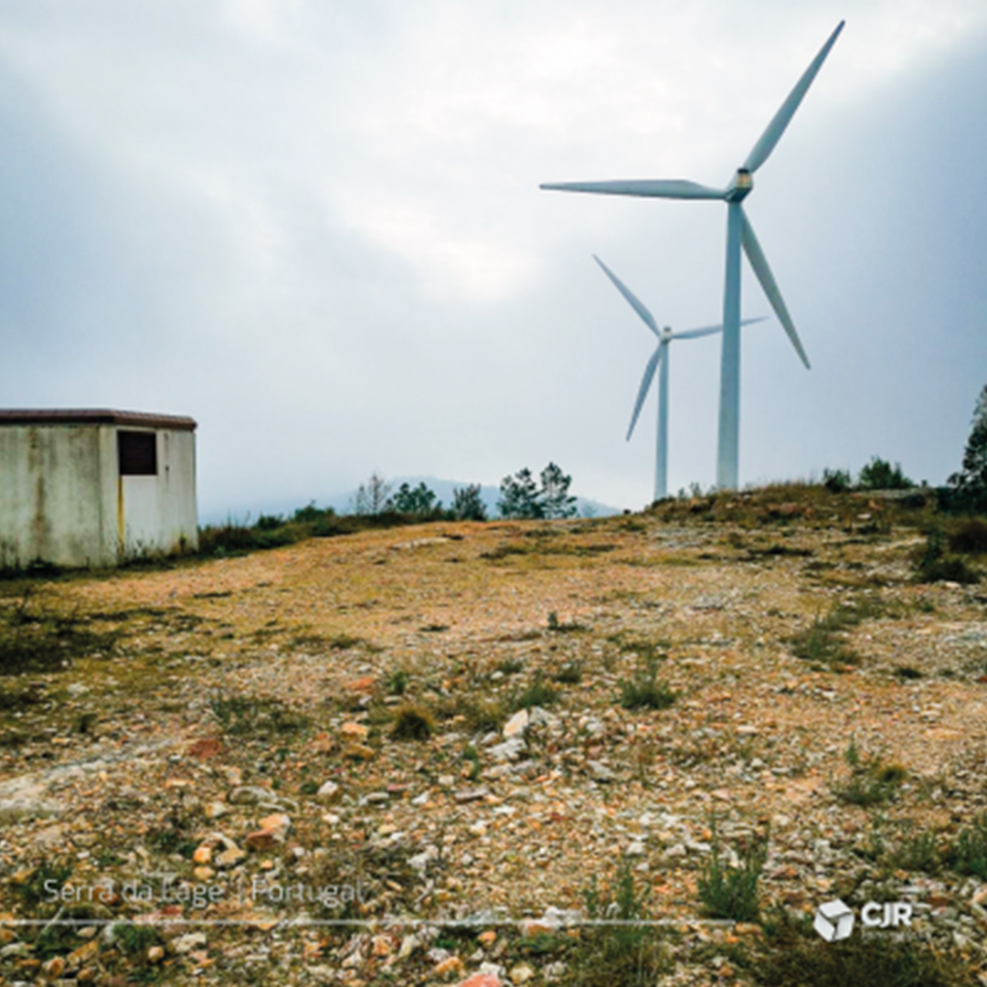 CJR Renewables to build a project that will host Portugal's biggest Wind Turbine 0