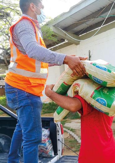 Communities Donations