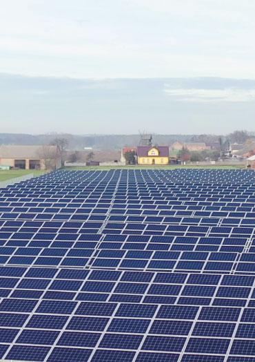 Solar Pv Plants Construction